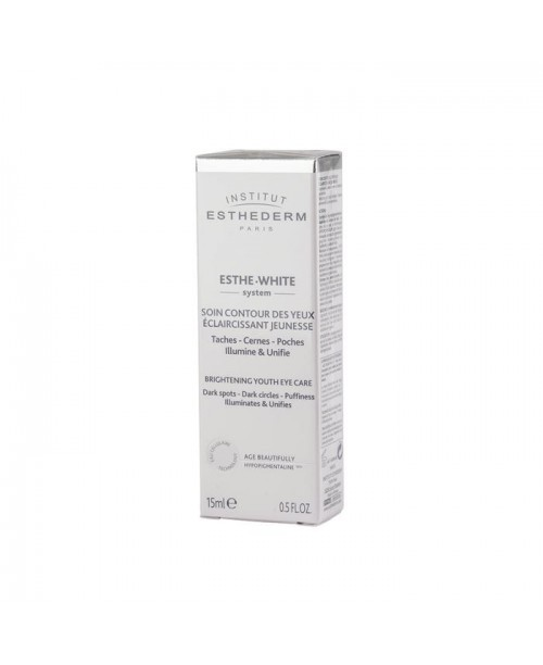 Esthederm Esthe-White Brighttening Youth Eye Care 15 ml