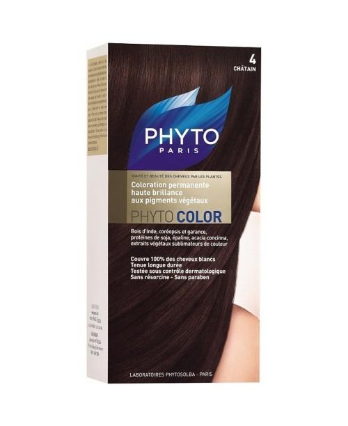 Phytocolor 4 - Kestane