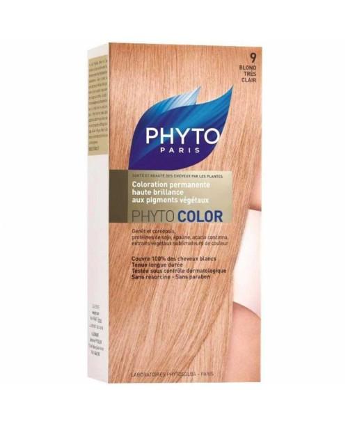 Phytocolor 9 - Cok Acık Sarı