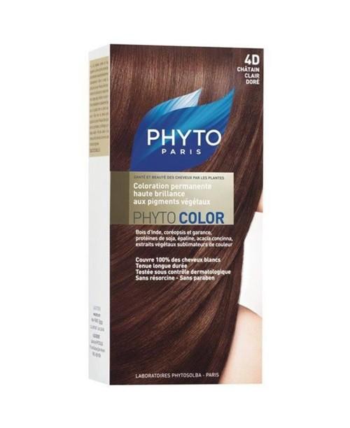 Phytocolor 4D - Dore Acık Kestane
