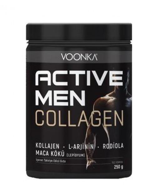 Voonka Collagen Active Men 250gr Toz